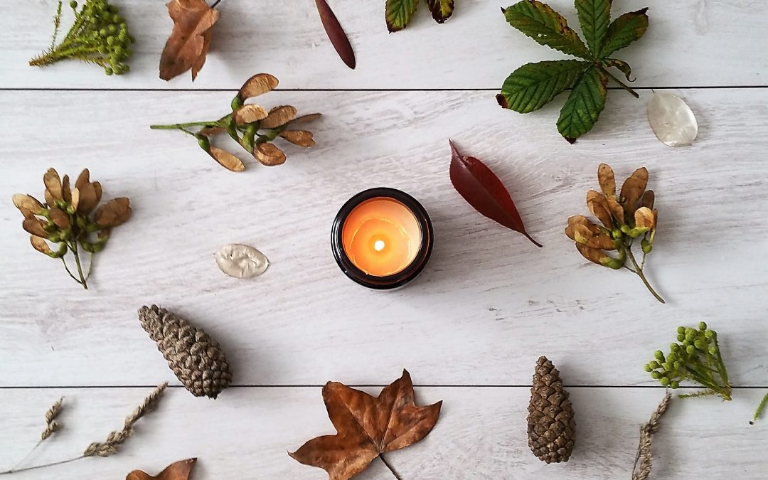 Bringing Autumn Home – connecting with the season through aromas.