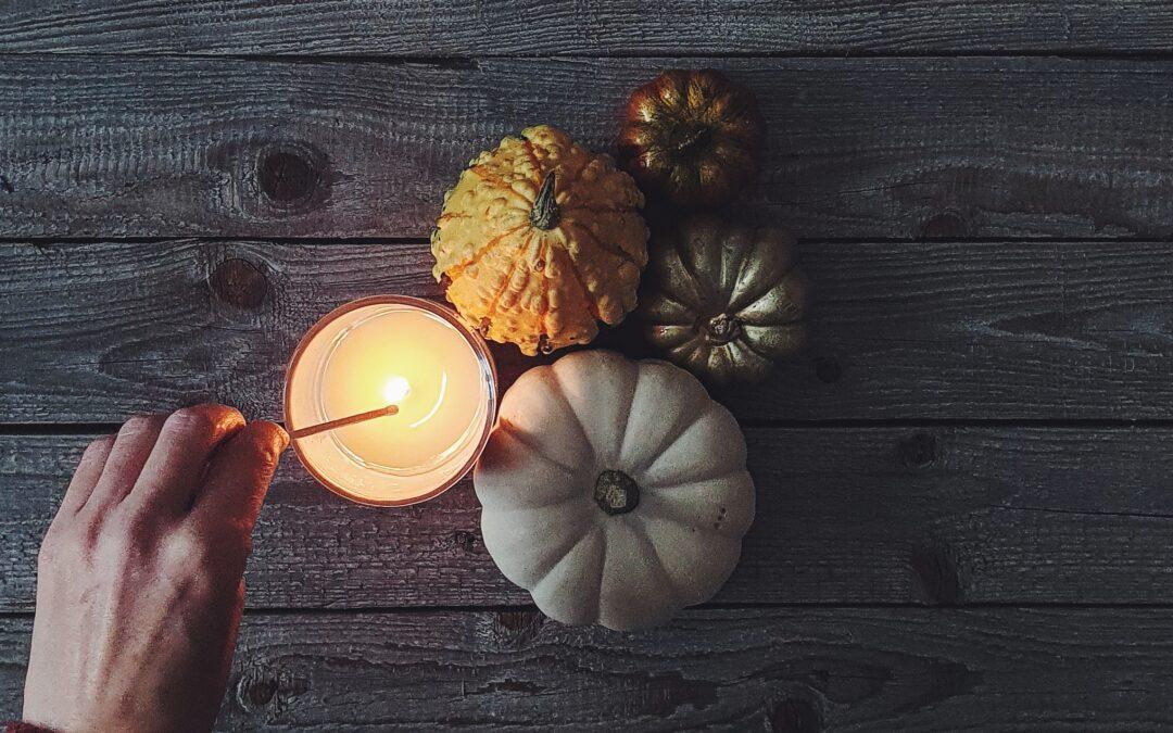 Simple Halloween Celebrations