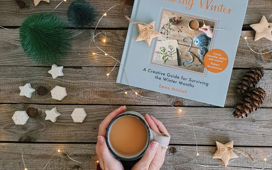 A Natural Christmas Home – Three simple and creative makes for winter celebrations