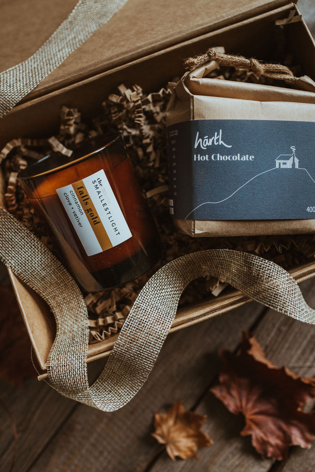 spring wellbeing gift box - The Smallest Light